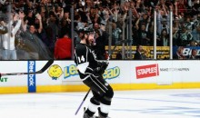Kings Win Game 1 in Overtime Thanks to 'Mr. Game 7′ Justin Williams