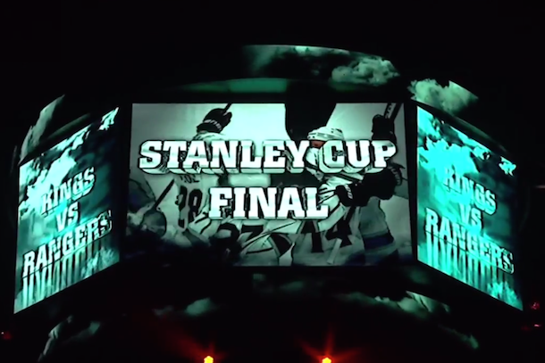 los angeles kings stanley cup final intro
