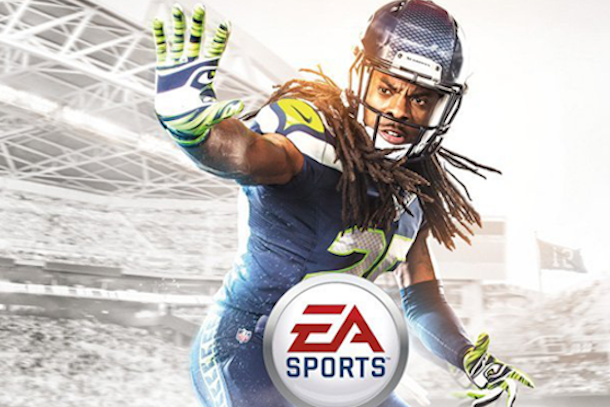 madden 15 cover richard sherman copy