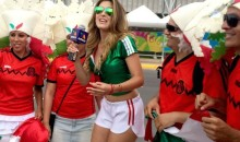 The World Has Fallen in Love with Mexico's Ridiculously Sexy World Cup Reporters (Gallery)