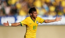 Brazil's Neymar Looks Ready for the World Cup (GIFs)