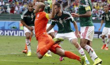 Arjen Robben Apologizes for Flop Against Mexico…But Not THAT Flop (GIF)