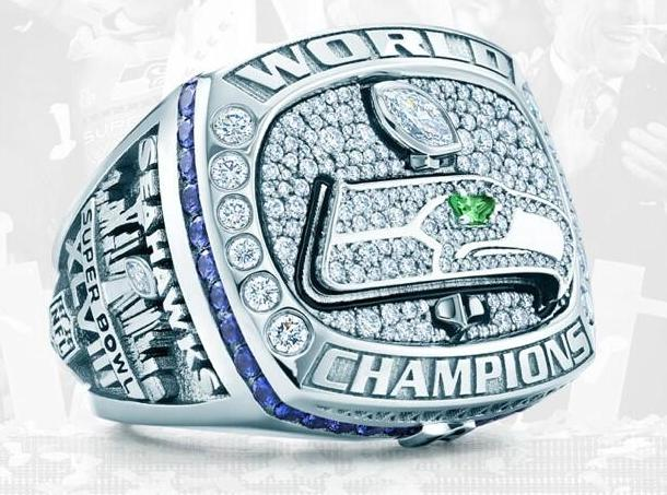seattle seahawks super bowl ring 1