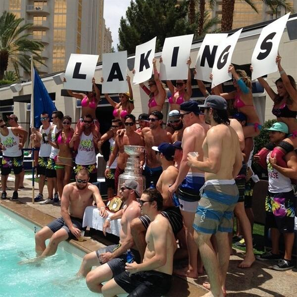 stanley cup kings in las vegas 2