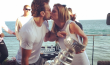 The Stanley Cup's Summer of Debauchery Has Begun (Pics)