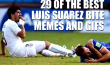 29 of the Best Luis Suarez Bite Memes and Tweets