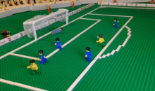 Here Is Tim Cahill's Stunning Volley Against the Netherlands, Re-Enacted in Legos (Video)