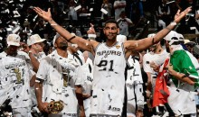 San Antonio Spurs Thrash Heat Again to Win Fifth NBA Championship (Videos)
