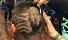 If You're a Fan of the USMNT and You Don't Have a Portrait of Tim Howard Shaved Into Your Head, You're Doing It Wrong (Pics)