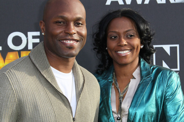 torii hunter and wife