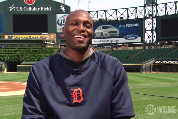 torii hunter opinion on lebron cramps
