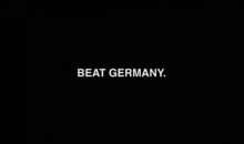 USA World Cup Hype Video Kindly Suggests You Get Pumped for USA-Germany Today (Video)