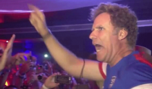 Will Ferrell Flew to Recife for the USA-Germany Game and Threatened to Bite Every Single German Player (Video)