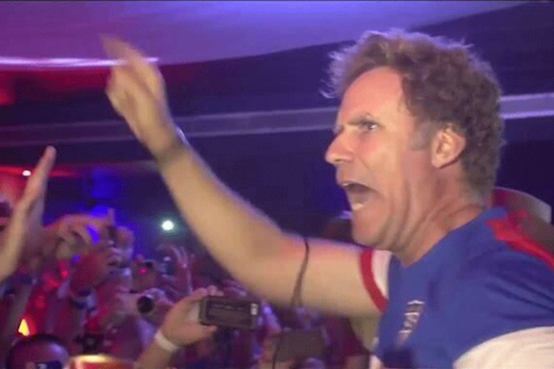 will ferrell brazil usmnt 2014 world cup pep talk