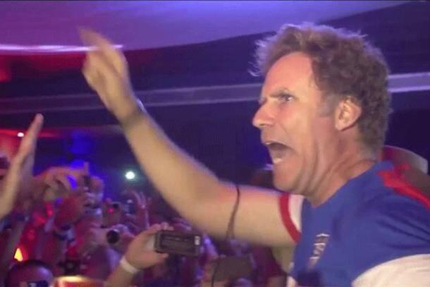 will ferrell brazil usmnt 2014 world cup pep talk