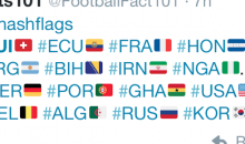 Twitter Ups Its Hashtag Game for 2014 FIFA World Cup with New 'Hashflags'