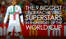 The 9 Biggest Underachieving Superstars in the History of the World Cup