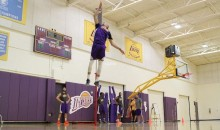 NBA Draft Prospect Zach LaVine Impresses Scouts with Ridiculous 46-Inch Vertical (Pic) *UPDATE w/ Video*