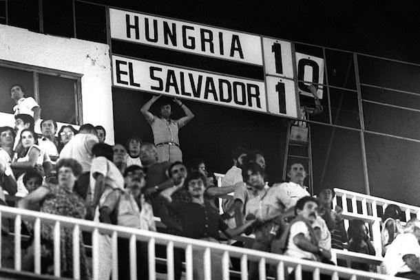 1 hungary el salvador 1982 world cup (10-1)