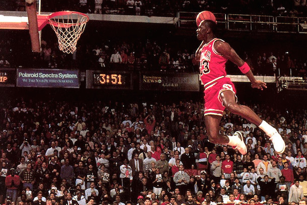 1 michael jordan - best athletes to wear 23