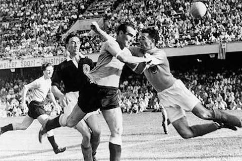 10 uruguay scotland 1954 world cup (7-0)