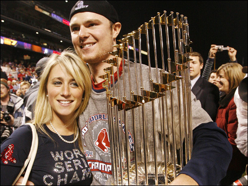 12 farah johnson lester (jon lester) - 2014 mlb all-star game wags