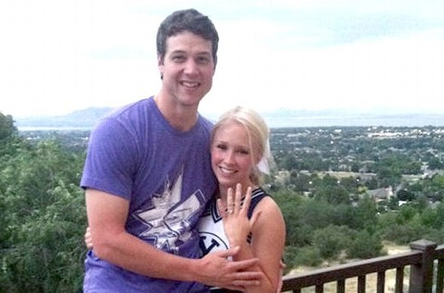 16 whitney wonnacott (engaged to jimmer fredette) - cheerleaders who dates athletes