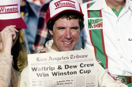 2 darrell waltrip - winningest nascar drivers of the modern era