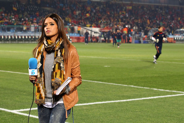 2 sara carbonero (iker casillas) spain - sports reporters who dated athletes