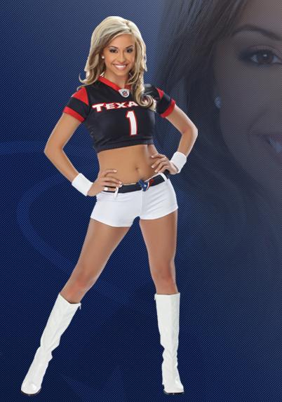 20 lindsay slott (texans cheerleader dated hunter pence) - cheerleaders who dated athletes