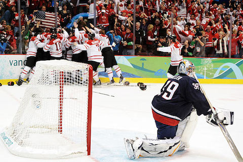 2010 olympic hockey usa canada - heartbreaking usa sports losses