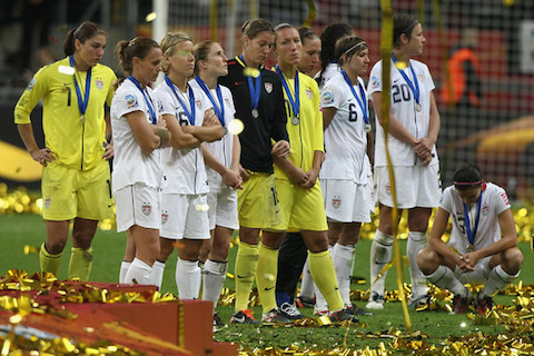 2011 women's world cup finals usa japan penalty kicks - heartbreaking usa sports losses