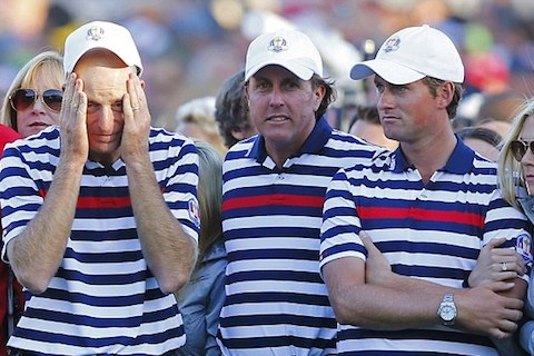 2012 ryder cup - miracle at medina - heartbreaking usa sports losses
