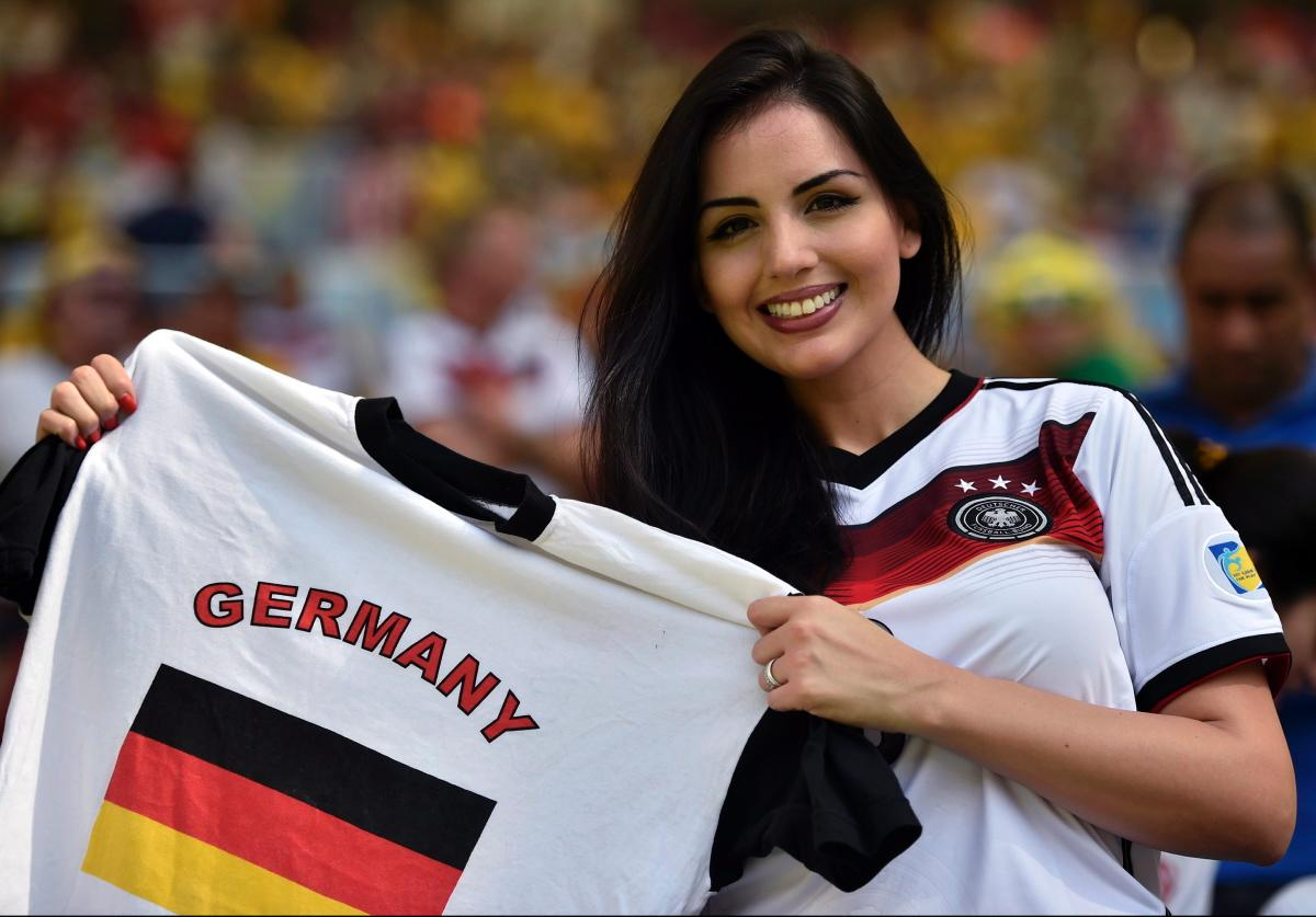 23 hot germany fan 3 - hottest female fans 2014 world cup