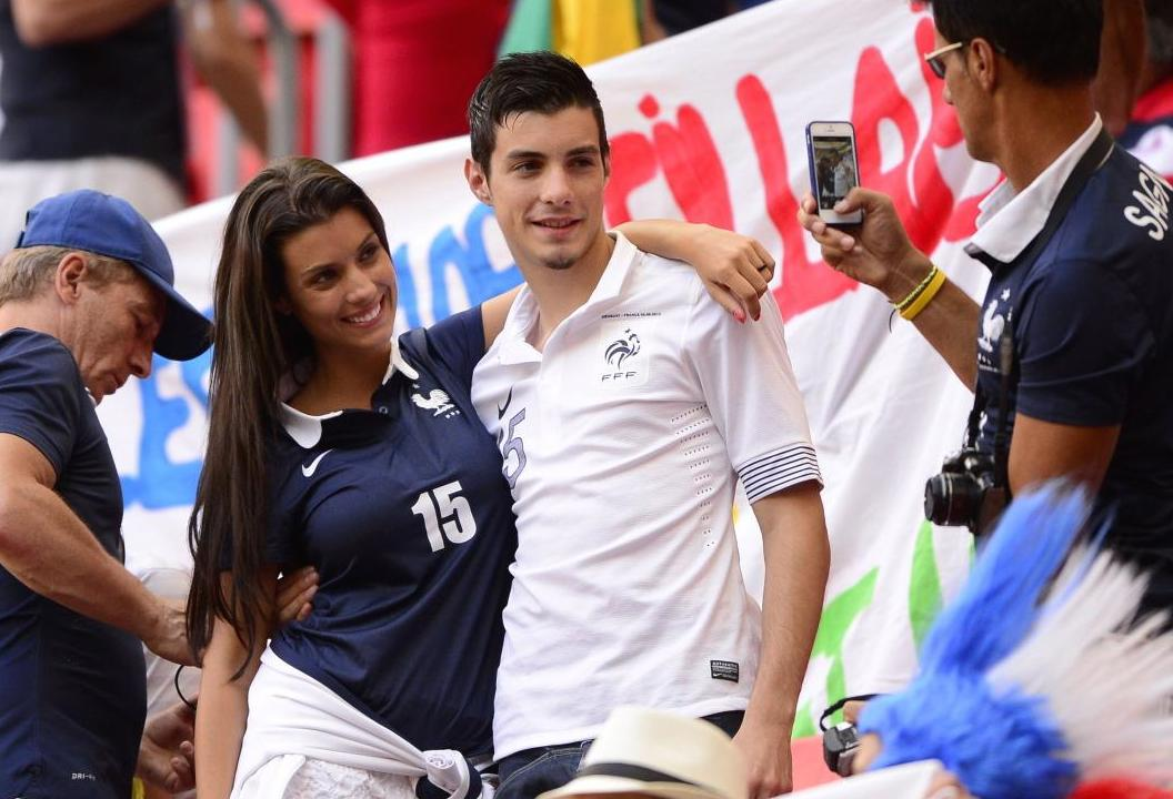 30 hot france fan - hottest female fans 2014 world cup