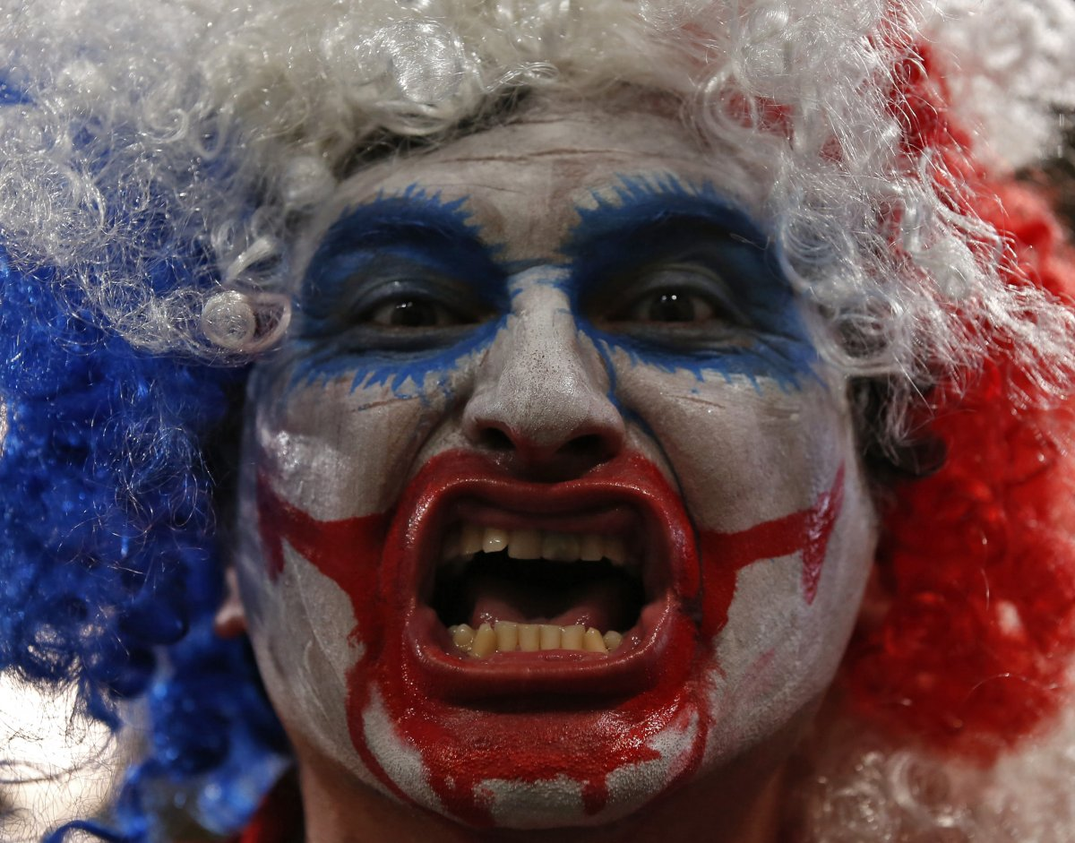 4 soccer joker - craziest fans at 2014 fifa world cup