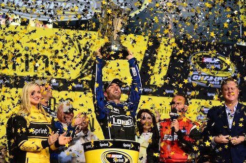 5 jimmie johnson - winningest nascar drivers of the modern era
