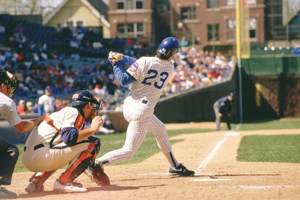 5 ryne sandberg (mlb) - best athletes to wear 23