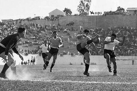 5 uruguay bolivia 1950 world cup (8-0)