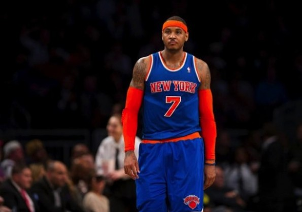 5. Carmelo Anthony