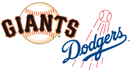 5. Giants Dodgers