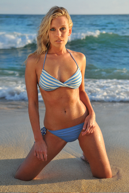 6 emily kuchar (zack greinke dodgers) - 2014 mlb all-star game wags