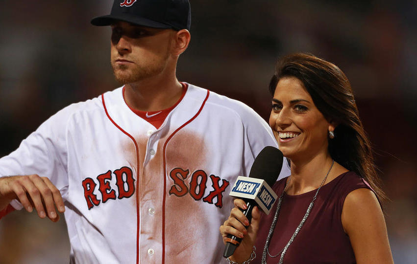 6-jenny-dell-will-middlebrooks-nesn-sports-reporters-who-dated-athletes