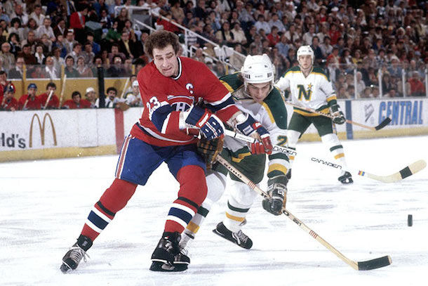 7 bob gainey (nhl) - best athletes to wear 23