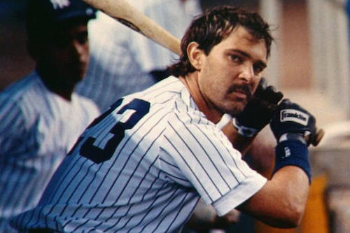 8 don mattingly (mlb) - best athletes to wear 23