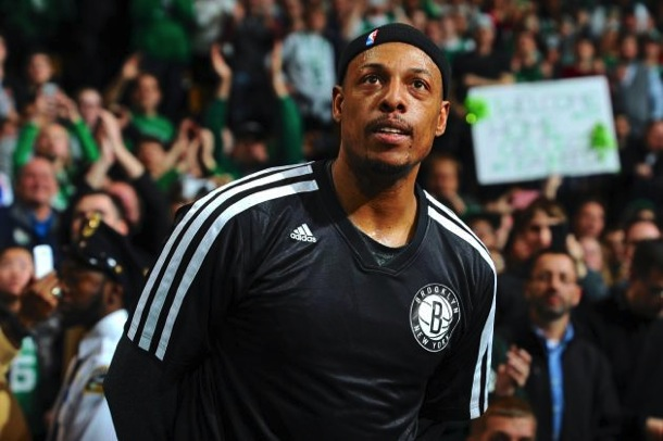 9. Paul Pierce