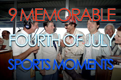 Fourth of July Sports Moments