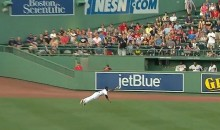Red Sox's Jackie Bradley Jr. and Astros' George Springer Give Us Two Candidates for 'Catch of the Year' (Videos)