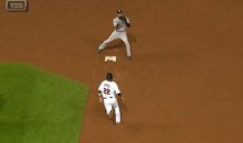 Crafty Derek Jeter Tricks Indians' Jason Kipnis Into Double Play (Video)