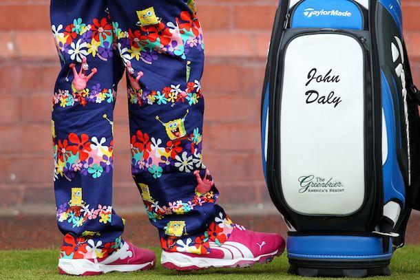 John-Daly-spongebob-squarepants-pants-at-british-open-practice-round